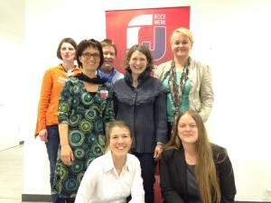 Vorstandsteam Frauennetzwerk Fulda
